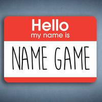 Wholesale NAME GAME by Spidey and Rick Lax