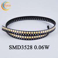 bead strips - 3528 SMD led diodes led chip led bead light for LED strip light Spotlight Indoor Bulb Red Yellow Blue Green White Warm white