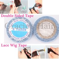 best wig glue - Best quality super Hair Extension Tape Double Sided Adhesive Tape for PU Skin Weft Tape Hair lace wig adhesive glue