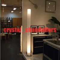 Wholesale Flos Floor Lamp Modern Style Small Column Floor Lamp Art Creative Floor Lamp Living Room Hotel Standard Lamp By Achille Castiglioni