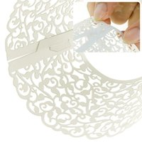 bamboo vines - Super Deal New Arrival pc New Little Vine Lace Laser Cut Cupcake Wrapper Liner Baking Cup Muffin