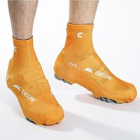 Wholesale Sport MTB Cycling Overshoes Polyester Neoprene Bike Shoes Cover Outdoor Waterproof Anti wear Shoes Cover New