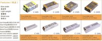 Wholesale 5pcs AC100 V Converter DC V A A A A A Power Supply Adapter W W W W switch power suppiy led strips power supply