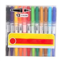affordable art - Affordable x Colors Double Ended Permanent Art Drawing Markers Highlighter Pen Office