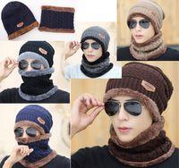 Prezzi Wool hat-Uomini calda dei cappelli del cappello del Beanie 2016 Cappello di lana invernale a maglia per Unisex Cappellini Lady Beanie lavorato a maglia protezioni delle donne Cappelli Sport Outdoor caldo