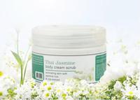 Wholesale Thailand Bath Bloom Exfoliating Body Scrub Jasmine skin deep cleansing Whitening Moisturizing Body g