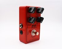 Wholesale Guitar Effect Pedal BB Overdrive And Boost And True Typass