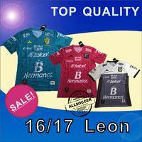 Wholesale New Arrival Leon soccer jerseys soccer Shirts camisetas de futbol Leon home and away Jersey SOCCER WEAR