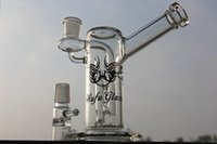 ball pumping - WUFU new cm Tall Glass bongs glass smoking pipes diffusion pump with glass ball joint size mm