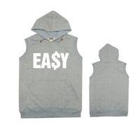 Wholesale Hot sale New fashion men down vest sleeveless jacket winter waistcoat colors Outerwear Coats M XXL