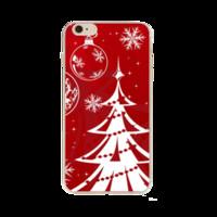 New Arrivée Noël Pattern iPhone Case Technologie Bumper PC Hard Cover Étui pour iPhone 5 / 5s Résistant aux chocs Résistant à l'eau Shock Proof