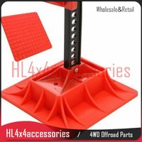 Wholesale farm jack base for High lift Jack Base Plate for recovery universal x4 offroad accessories for Hi lift jack