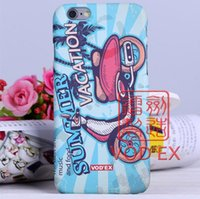 apple holiday - Vodex cases selling holiday electric car Apple water paste mobile phone shell embossed D feel iPhone7 p p