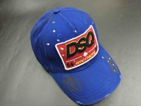 Wholesale New High Quality D2 Baseball Cap Cotton Adjustable Outdoor Casual Men and Women Hat