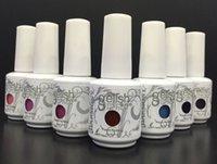 Wholesale Gelish colors Nail polish glue nail environmental protection detachable Phototherapy QQ nail glue Environmental tasteless