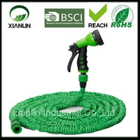 Wholesale Expandable Flexible Hose Water Garden Pipe with Pattern Sprayer FT FT FT FT