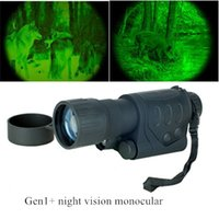 Wholesale night vision monocular for animal viewing hand held night vision for night viewing and outdoor
