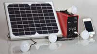 Wholesale High Quality Hot Selling W17V Solar Lighting System High Efficiency for Emergency Power