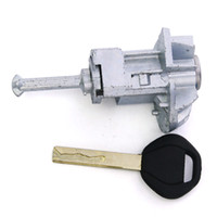 Wholesale Auto Door Original Auto Lock Cylinder for E46 FC BMW Left Door With One Key applied directly to BMW Lock directly