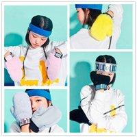 Wholesale New Fashion Warm plush winter gloves Mittens Gloves thicker warm winter gloves B0994