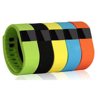 Plus nouveau TW64 Smart Bracelet Fitness Tracker PK Fitbit Mi Band Bracelet Podomètre Smart Pour iOS Samsung Android TW64