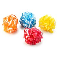 Wholesale Colorful Bath Puff Which Can Make You Enjoy your shower