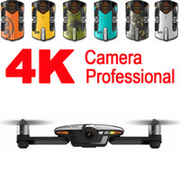 Wholesale 4K HD Professional mini drone racing fpv drone professional quadcopter with camera gps dron wifi mi rc Helicopter micro racer