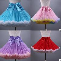 Cheap Knitted tutu Bridal Petticoats Best Short Slip Polyester Wedding Supplies