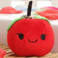 best fruits and vegetables - Buy get cm Apple Mini Doll Pendant for baby cradle Best child educational toys Let children know fruits and vegetables
