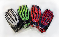Wholesale Fashion Movement Sport Gloves Outdoor Cycling Gloves Anti Slip Ghost Claw Wristbands Glove By Bike Silicone Glove