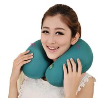 adjustable air pillow - Relief Adjustable Cervical Neck Air Traction Device Shoulder Headache Relax Soft Brace Support Massager Pillow