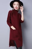 Wholesale new Women Sweaters Pullovers Burderry Pull Femme Knitted Sweater