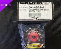 Wholesale SKUNK2 Adjustable Cam Gear FOR HondaD15B2 D16 Anodized Pair Color Black Blue Gold Purple Red Silver