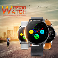 Wholesale K88H Bluetooth Smart Watch Fitness Tracker Heart Rate Wristwatch for iOS Android