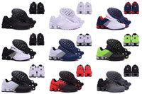 Wholesale New arrival Hot Sale Drop Shipping Famous Shox Deliver Mens Athletic Sneakers Sports Running Shoes Size