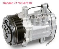 Wholesale air conditioning compressor Sanden Sd7b10 mm G V