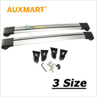 Wholesale Car Roof Rack Cross Bar cm Universal for Auto SUV Offroad with Anti theft Lock Load Cargo Luggage Carrier LBS