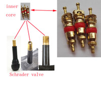 Wholesale valve stem core copper suitable Car Truck Motorcycle agriculture Replacement Tire Tyre Valve tire tools
