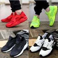 Wholesale NEW HOT Men s Smart Casual Fashion Shoes Breathable Sneakers Running Shoes