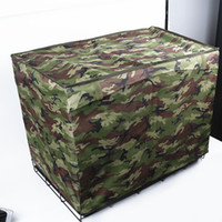 Wholesale Pet Kennel cover Waterproof Pet Crate Cover for Wire Crate Dog Kennel Cage Cover sizes colors