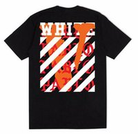 antic white - OFF WHITE VLONE ANTIC SOCIAL CLUB THRASHER PABLO SUP All in Style T shirt QSuper Brand Men Short Sleeve Cotton T shirt