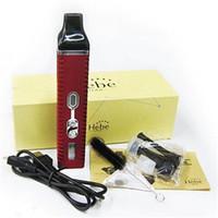 Snoop dogg titan 2 Vaporizador kit Hebe hierba seca vaporizador 2200mah con pantalla LED hebe titan 2 hierbas vapor DHL libre