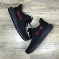 Cheap With Box 2017 Cheap Wholesale Mens Womens Running Shoes Men Boost Yeezy 350 V2 SPLY-350 STEGRY BELUGA SOLRED Primenkit Sneakers Online