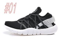 Wholesale 2015 New Air Huarache Run Mens Womens Running Shoes Fashion Huaraches Sneakers Trainer Athletics Shoes