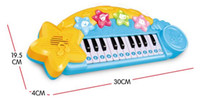 Wholesale Infants keyboard music early childhood educational male girl baby knock year old toy piano instrument
