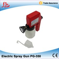Wholesale Gun PG ml V DIY electric spray gun Paint spray gun