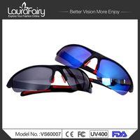 bicycle sunglass - LauraFairy Polarized UV400 Preotection Fashion Men Women Sports Outdoor Bicycle Sunglasses Full Rim Rectangle Riding Sunglass VS60007