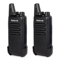 Wholesale 2pcs Retevis RT22 W UHF MHz Channels CTCSS DCS TOT VOX Scan Squelch Two Way Radio A9121A