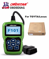 Wholesale OBDSTAR F101 Key programmer For TOYOTA For Lexus IMMO Reset Tool Support G Chip All Key Lost