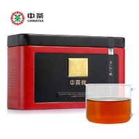 al por mayor regalo superior de porcelana-42g Té chino tradicional de Oolong del dahongpao Té rojo grande de la pérdida de peso Té de Oolong Té clásico chino del té del nivel nacional
